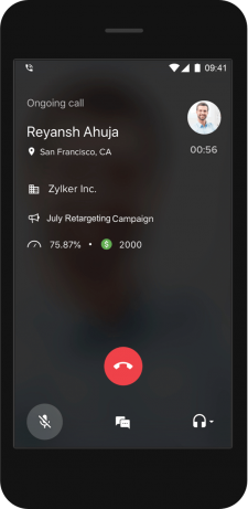 audio-call